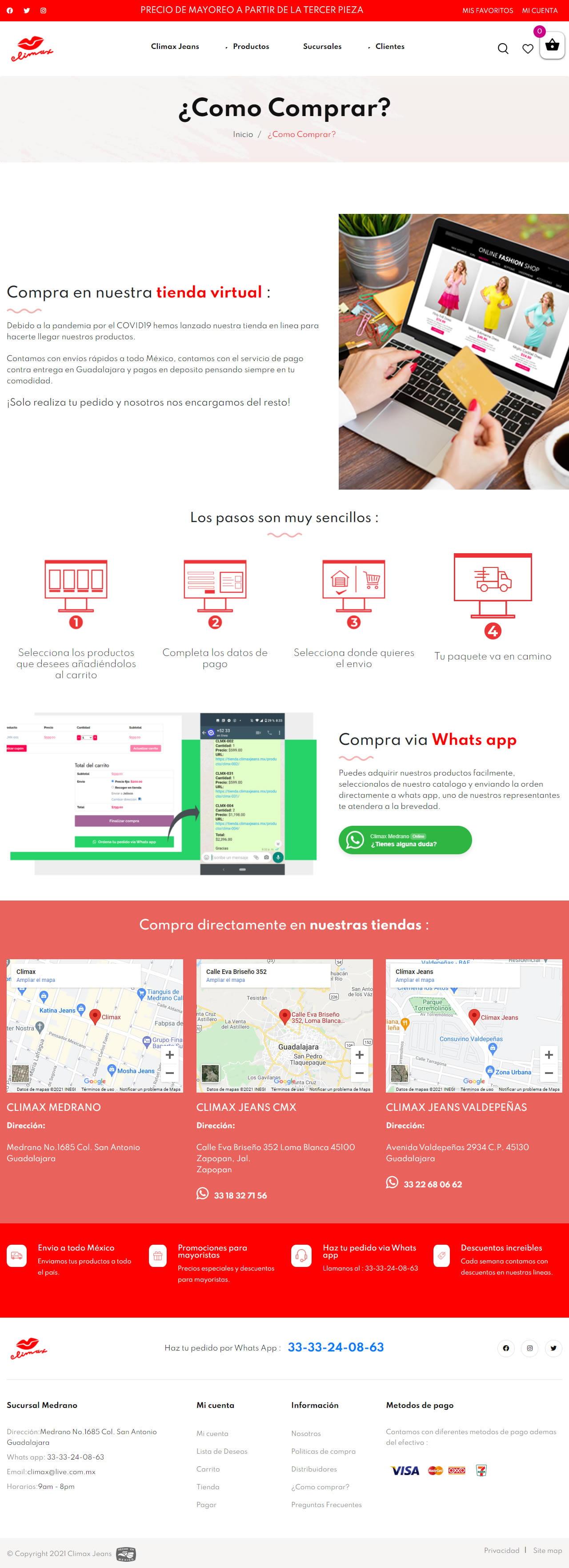 ORPOT DISEÑO Y DESARROLLO WEB